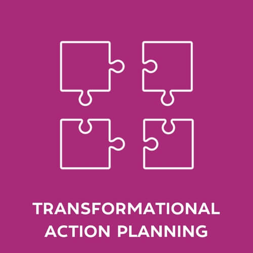 Transformational ActionPlanning