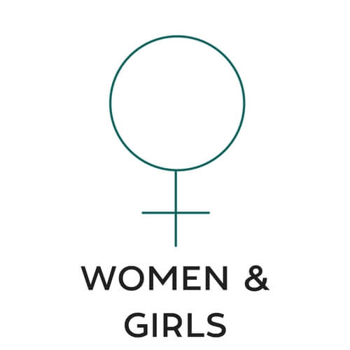 WOMEN&GIRLS icon