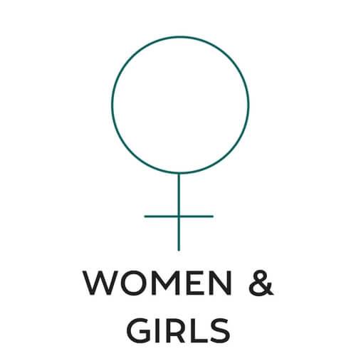 WOMEN&GIRLS icon