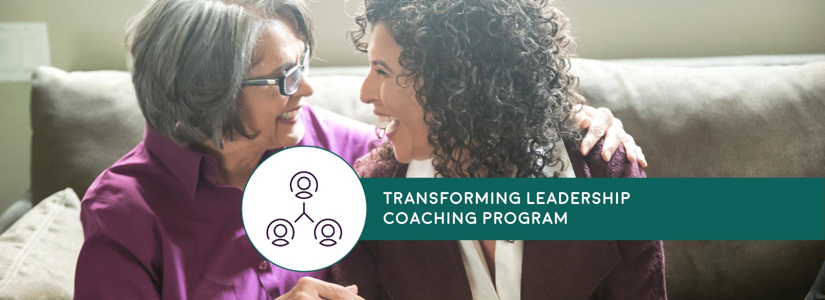 Tr. Leadership Coaching Banner